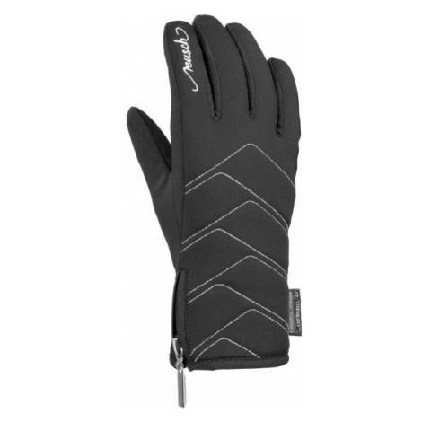 Reusch LOREDANA TOUCH-TEC black - Women's ski gloves