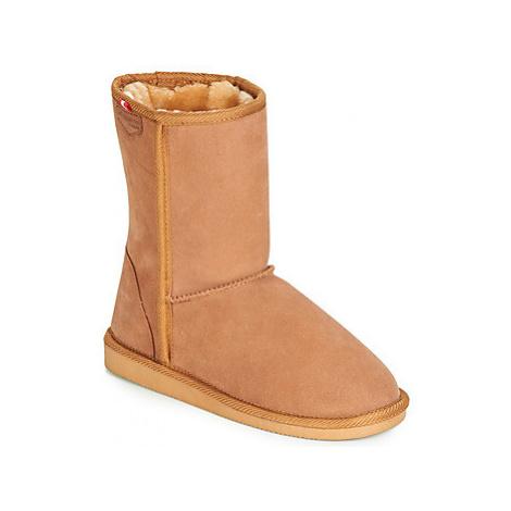 Les Tropéziennes par M Belarbi MOUNTAIN women's Mid Boots in Brown