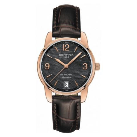 Ladies Certina Watch C0342103612700