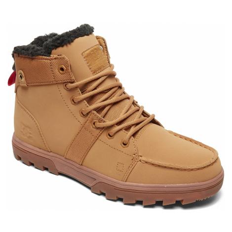 shoes DC Woodland - WEA/Wheat/Black - men´s