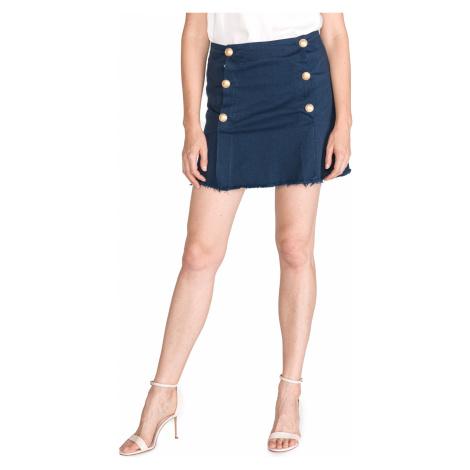 Pinko Nerium Skirt Blue