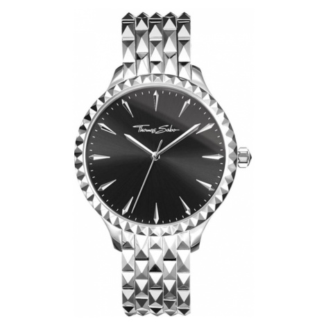 THOMAS SABO Rebel At Heart Studded Women's Watch