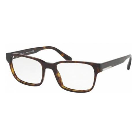 Prada Eyeglasses PR06UV 2AU1O1