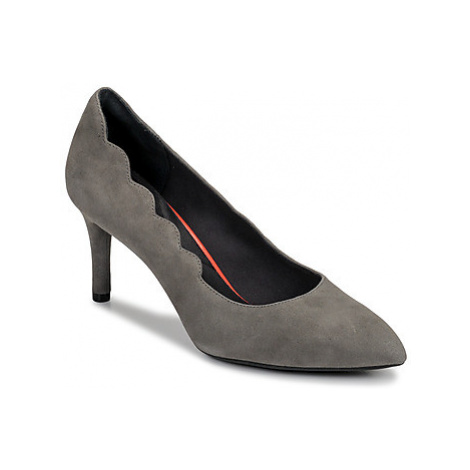 Rockport TM75MMPTH SCALLOP women's Court Shoes in Grey