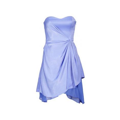 Manoukian 613347 women's Dress in Blue