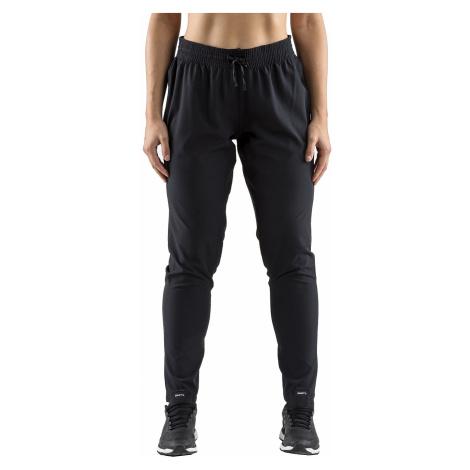 pants Craft 1906002/Eaze Track - 999000/Black - women´s