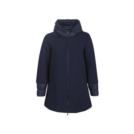 Benetton MAIREL women's Coat in Blue United Colors of Benetton
