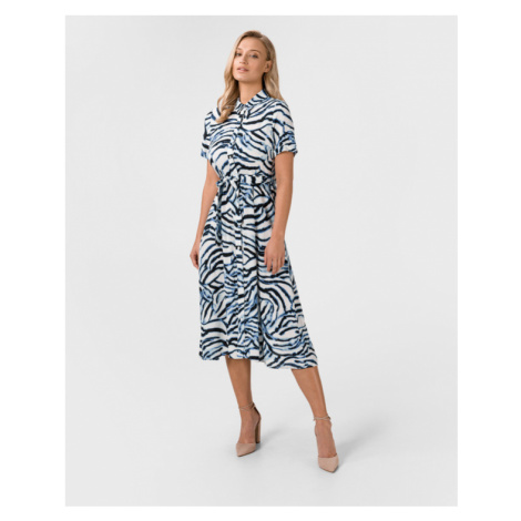 Vero Moda Kourtney Dress Blue White