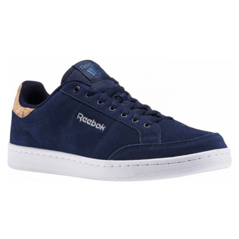 Reebok ROYAL SMASH SDE dark blue - Men's shoes