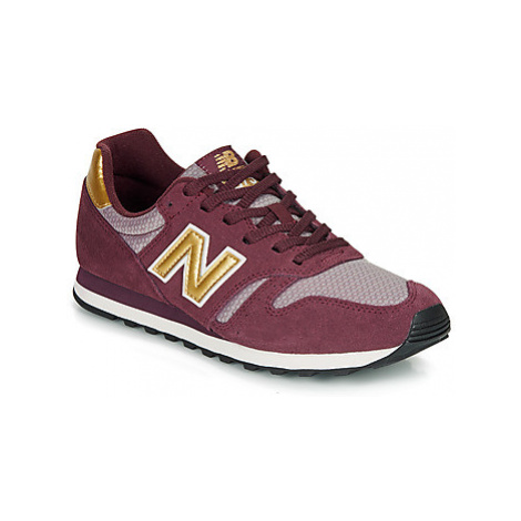New Balance 373 women's Shoes (Trainers) in Bordeaux
