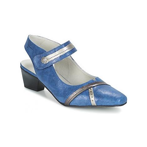Dorking CONCHA women's Sandals in Blue