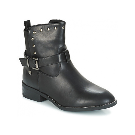 Xti NAJIA women's Mid Boots in Black