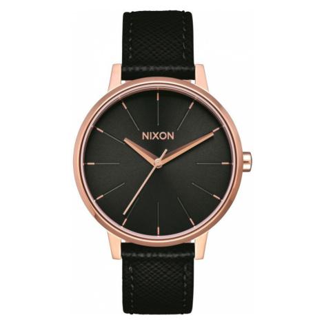 Unisex Nixon The Kensington Leather Watch