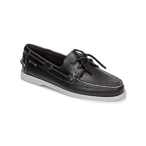 Sebago DOCKSIDE PORTLAND men's Boat Shoes in Brown
