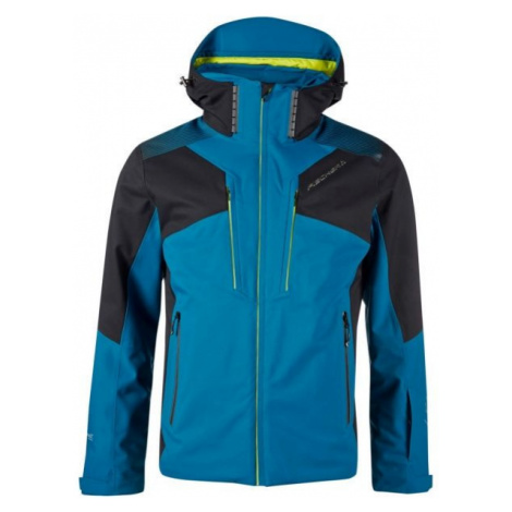 Fischer JACKET HANS KNAUSS blue - Men's ski jacket