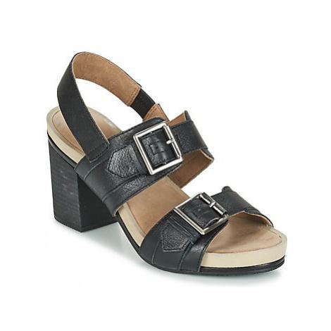 Hush puppies LEONIE women's Sandals in Black