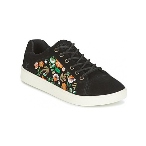 Banana Moon RACLO women's Shoes (Trainers) in Black