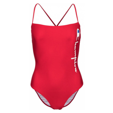 Champion SWIMMING SUIT red - Women's one-piece swimsuit