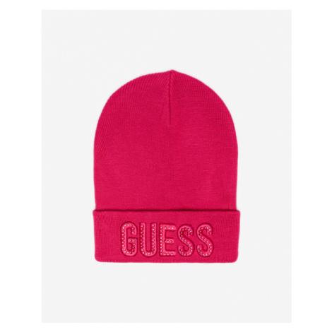 Guess Kids Beanie Pink