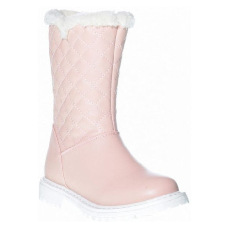 Junior League MUNKFORS pink - Kids' winter shoes