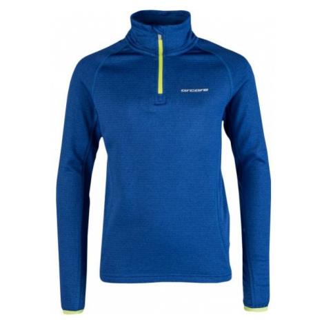 Arcore FILI blue - Children's fleece sweatshirt