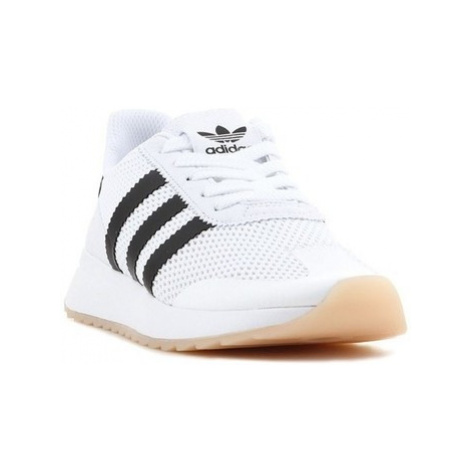 Adidas Adidas FLB W BA7760 women's Shoes (Trainers) in White