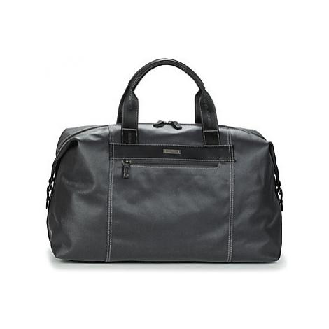 David Jones 786603 men's Travel bag in Black
