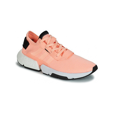 Adidas POD-S3.1 women's Shoes (Trainers) in Pink
