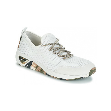 Diesel S-BKY women's Shoes (Trainers) in White