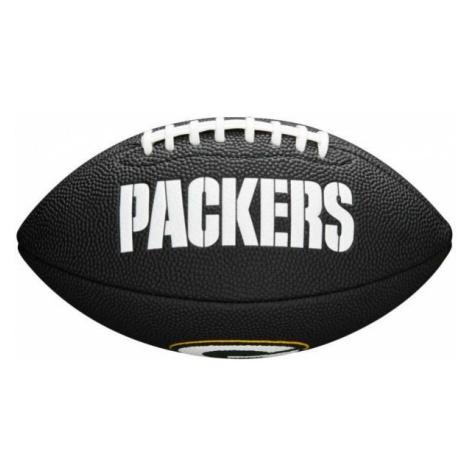 Wilson MINI NFL TEAM SOFT TOUCH FB BL GB - American mini football