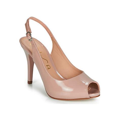 Unisa TABARCA women's Court Shoes in Beige