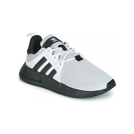 Adidas X_PLR C girls's Children's Shoes (Trainers) in Grey