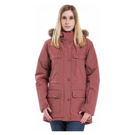 jacket Meatfly Sylva - A/Brick Heather