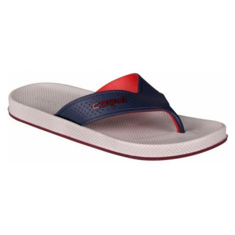 Coqui RIKO gray - Men's flip-flops
