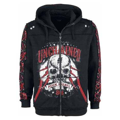 Rock Rebel by EMP - Mask Of Sanity - Hooded sweatshirt - black