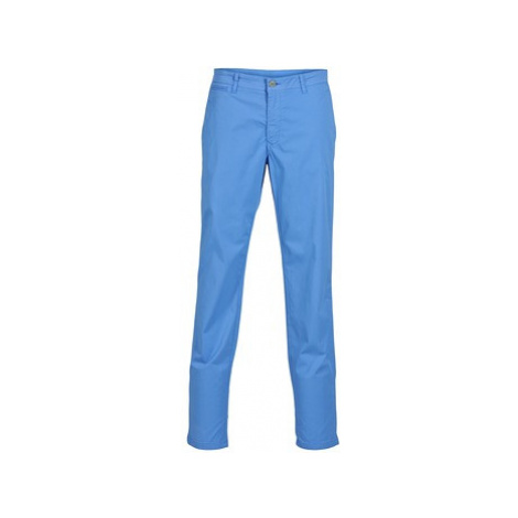 Serge Blanco POLINA men's Trousers in Blue