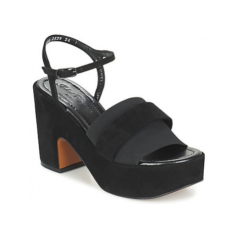 Robert Clergerie ETORE women's Sandals in Black