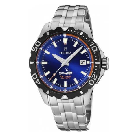 Mens Festina Divers Watch Watch