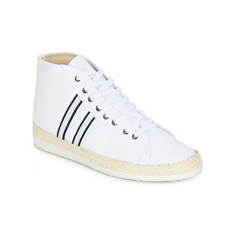 Ippon Vintage BAD HYLTON women's Shoes (High-top Trainers) in White