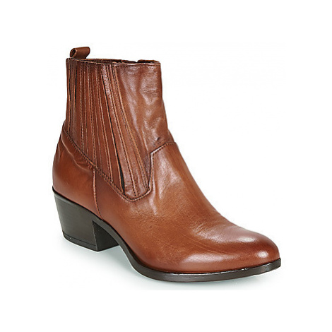 Mjus DALLAS CHELS women's Mid Boots in Brown