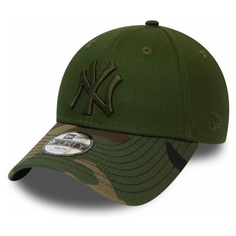 New Era New York Yankees Kids cap Green