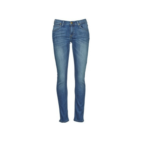 Lee JADE women's Skinny Jeans in Blue