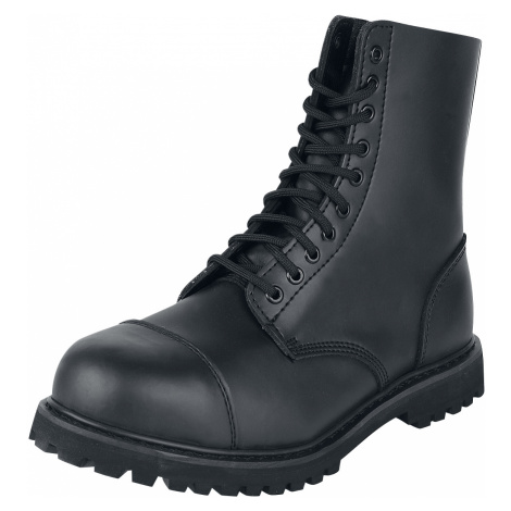Brandit - Phantom 10 Hole - Boots - black