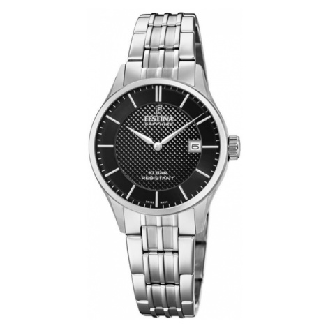 Ladies Festina Swiss Made Watch