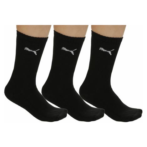 socks Puma 7312200/Sport 3 Pack - Black