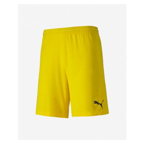 Puma teamFINAL 21 Shorts Yellow