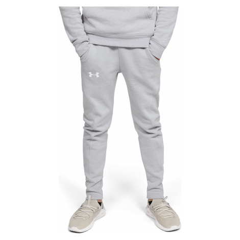 Under Armour Rival Solid Kids joggings Grey