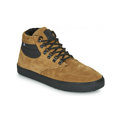 Element TOPAZ C3 MID men's Shoes (High-top Trainers) in Brown
