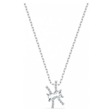 Swarovski Zodiac II White Crystal Pisces Necklace