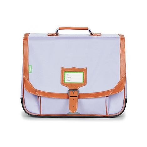 Tann's MANOSQUE CARTABLE 38 CM girls's Briefcase in Purple